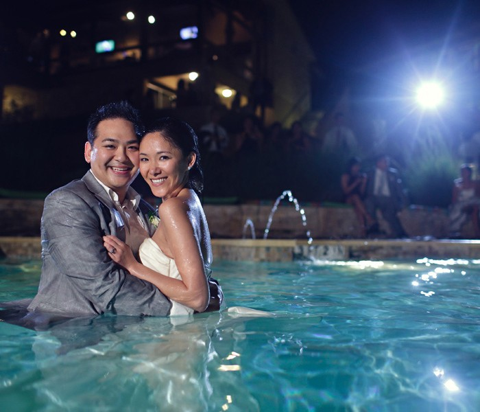 Ann and Daniel's Lakeway Resort Wedding