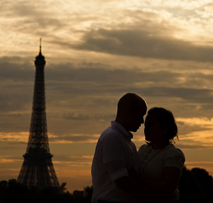 Huong & Ben | Destination Engagement in Paris
