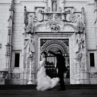 hearst castle wedding venue photography
