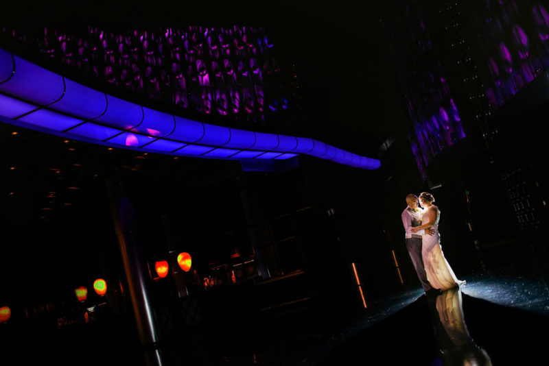 cosmopolitan las vegas wedding venue photo