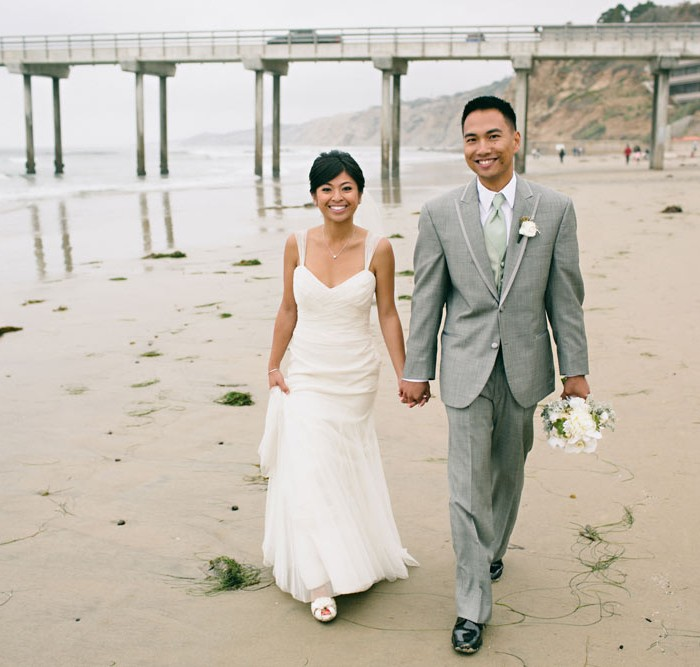 Teryn and Evan's Seaside La Jolla Wedding
