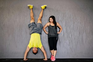 houston crossfit engagement