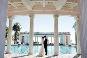 hearst castle wedding