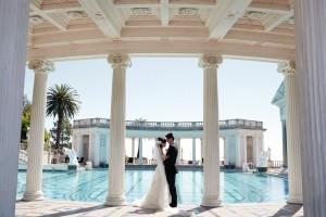 hearst castle wedding