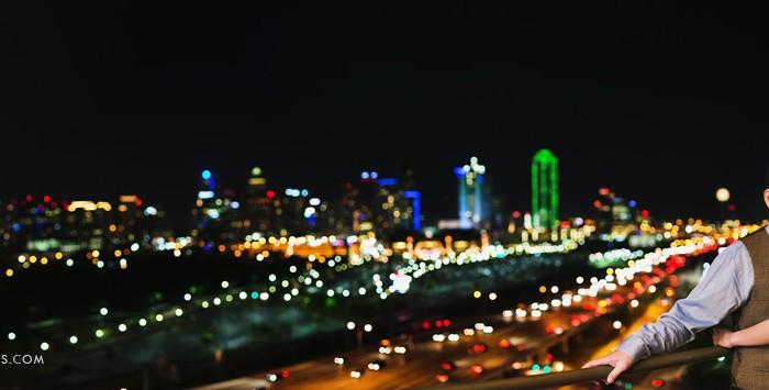 Li and Ken | Downtown Dallas Engagement