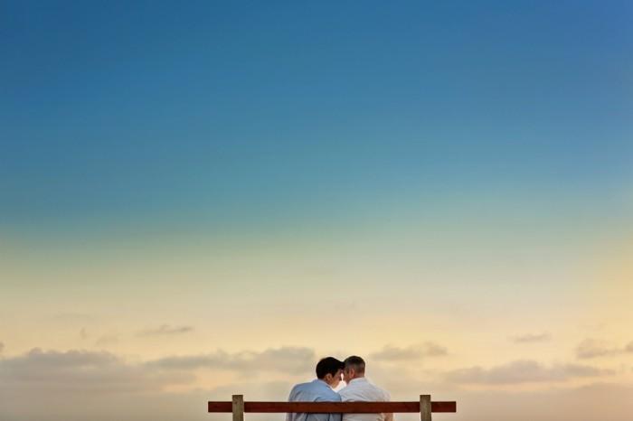 Johnny & Michael / Santa Monica Beach Engagement