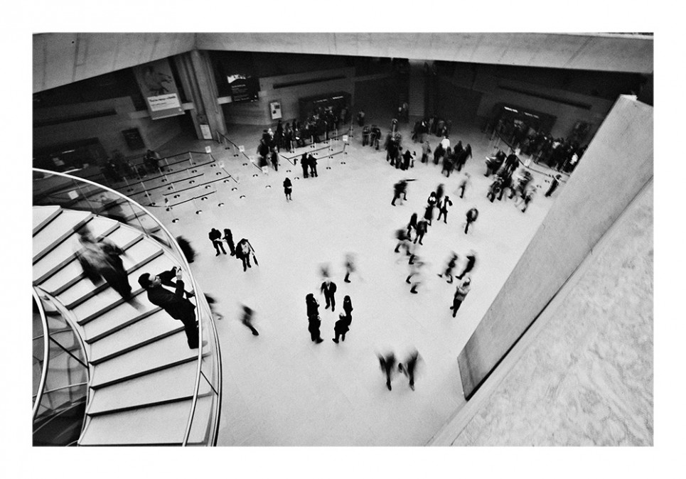 louvre-1inch-mat by Table4 Photography.