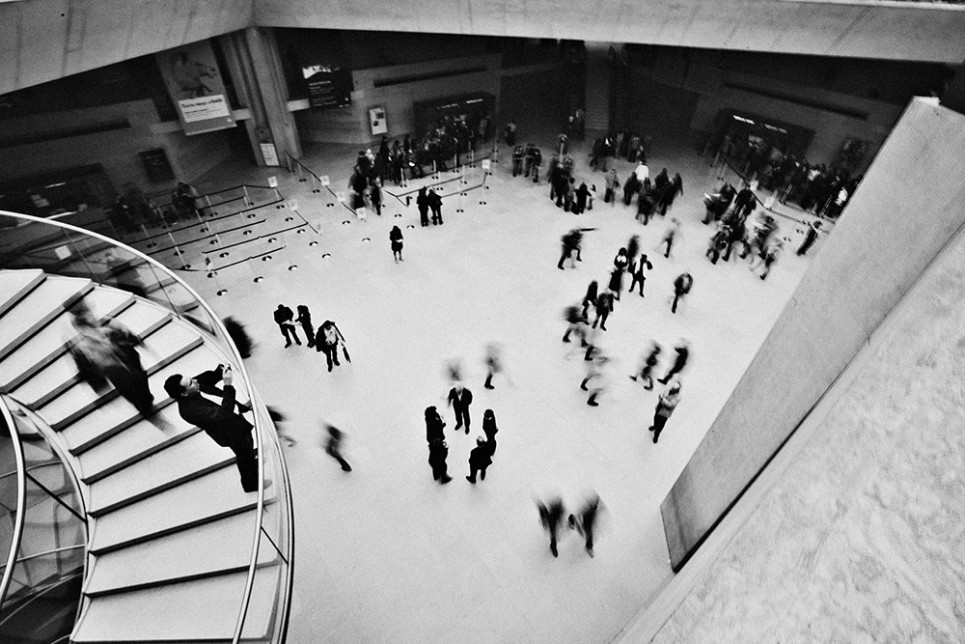 louvre-print by Table4 Photography.