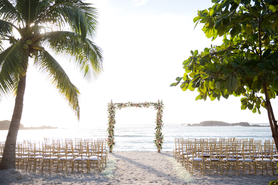 Marjan & Lee's Wedding at St. Regis Punta de Mita by Table4 Weddings by Jason Huang, Table4.