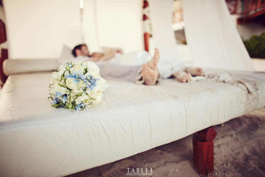 destination wedding in cancun, MX, riviera maya beach wedding