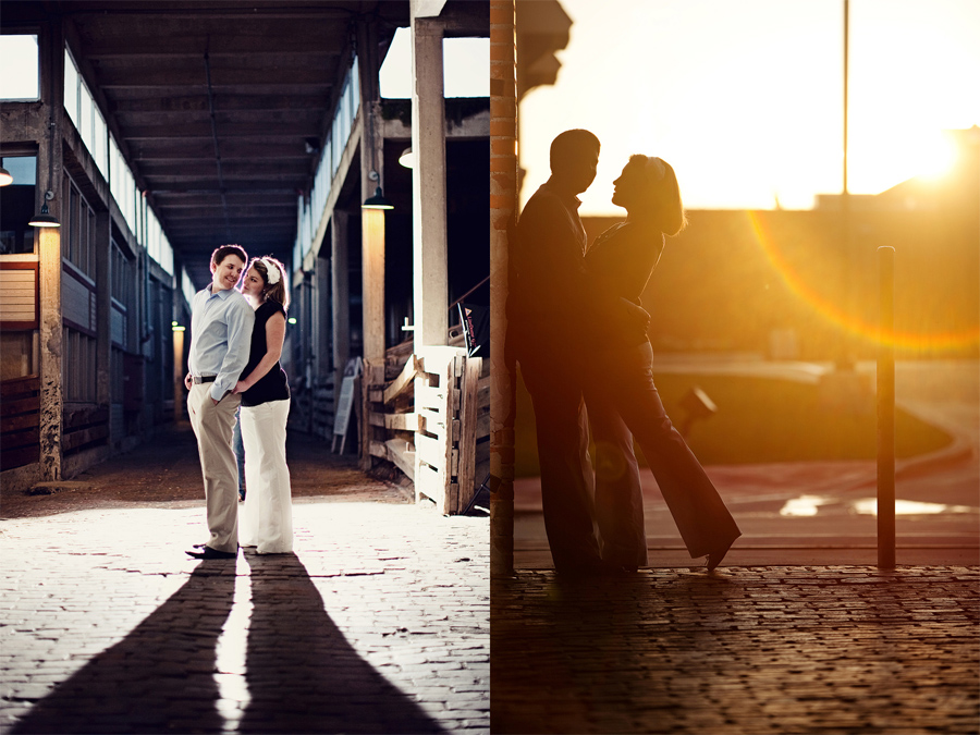 fort worth stockyards engagement image