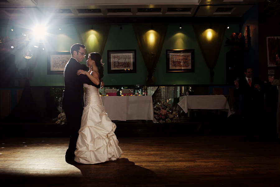 zander house wedding image
