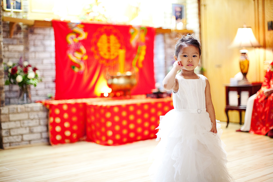 vietnamese ceremony wedding image