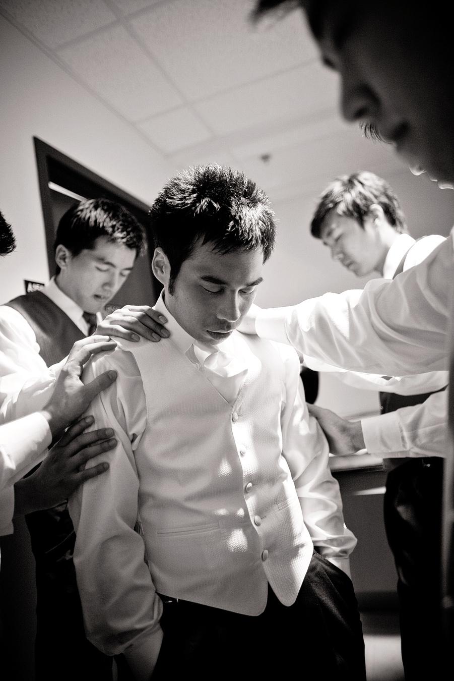 arlington chinese church wedding images