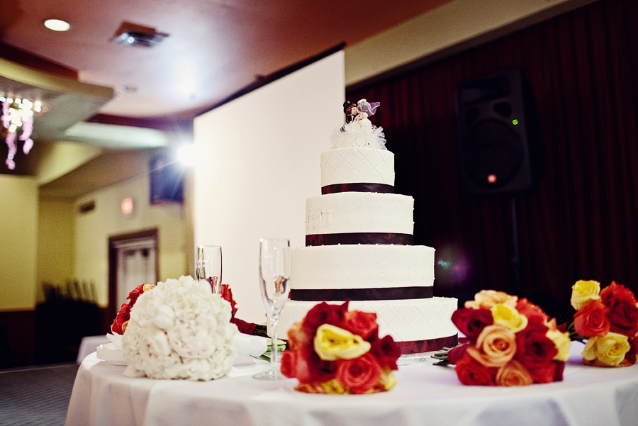 dallas wedding cake images