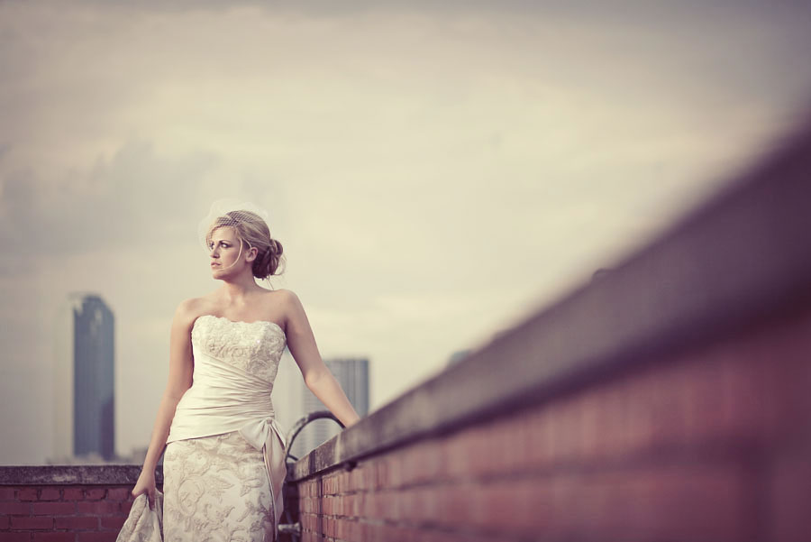 leah adolphus bridal photo