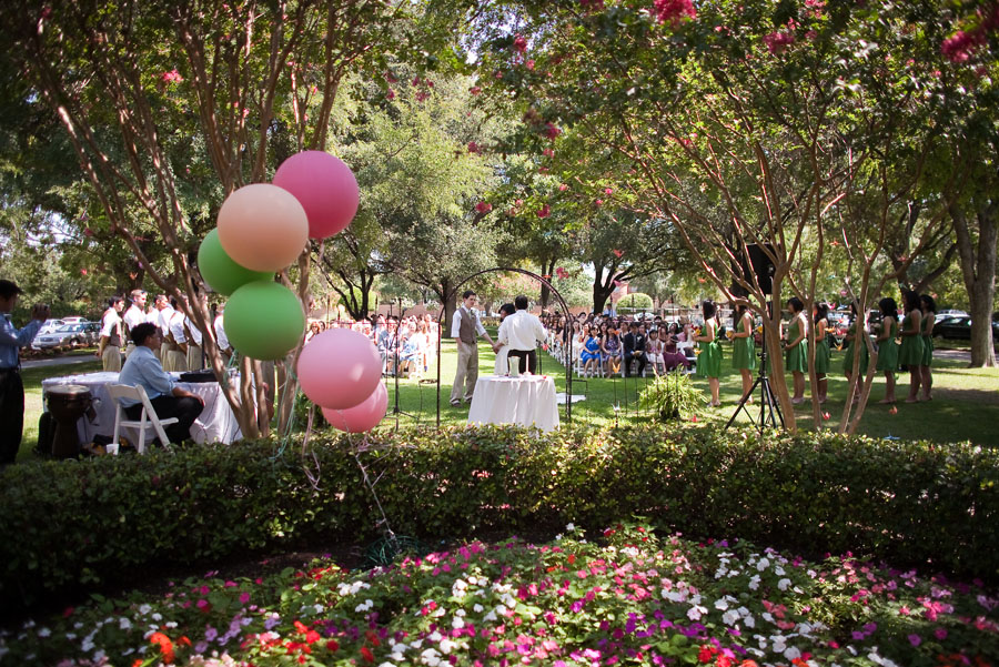 canyon creek country club wedding photo