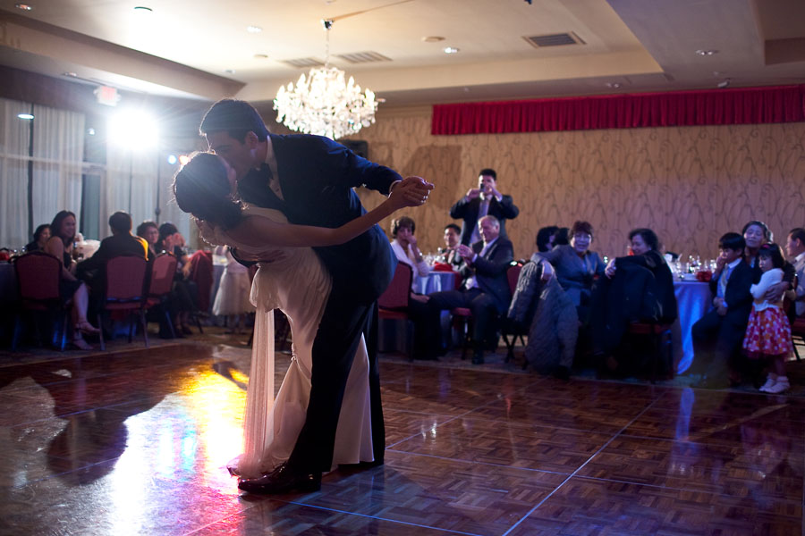 fortune chinese restaurant wedding photo