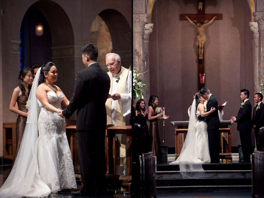 timeless classy wedding at st anne's catholic church and hotel derek houston by table4 wedding photography