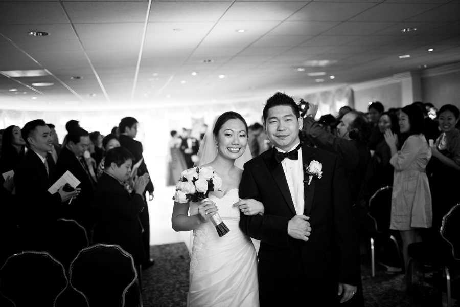 simple classy wedding in clifton new jersey photographed by new jersey wedding photographer table4