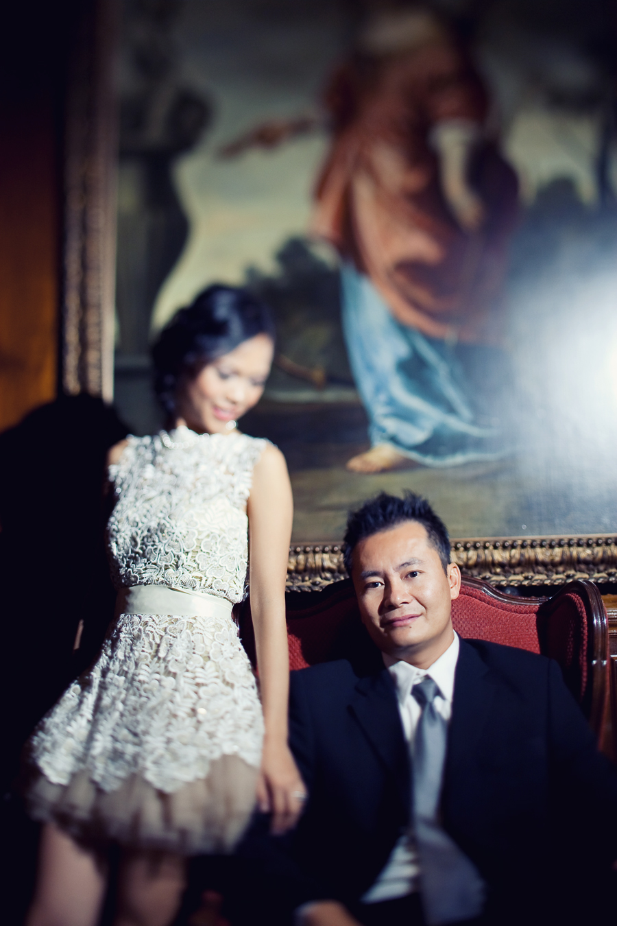 classic and elegant bridal session at adolphus hotel downtown dallas texas photographed by table4