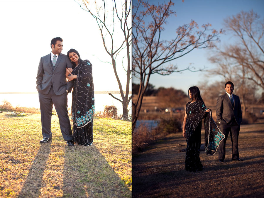 fun creative engagement session at white rock lake in dallas tx by dallas wedding photographer table4 weddings