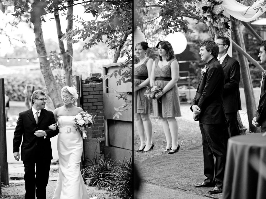 classy vintage diy outdoor wedding photography at artspace 111 in fort worth by fort worth wedding photographer table4