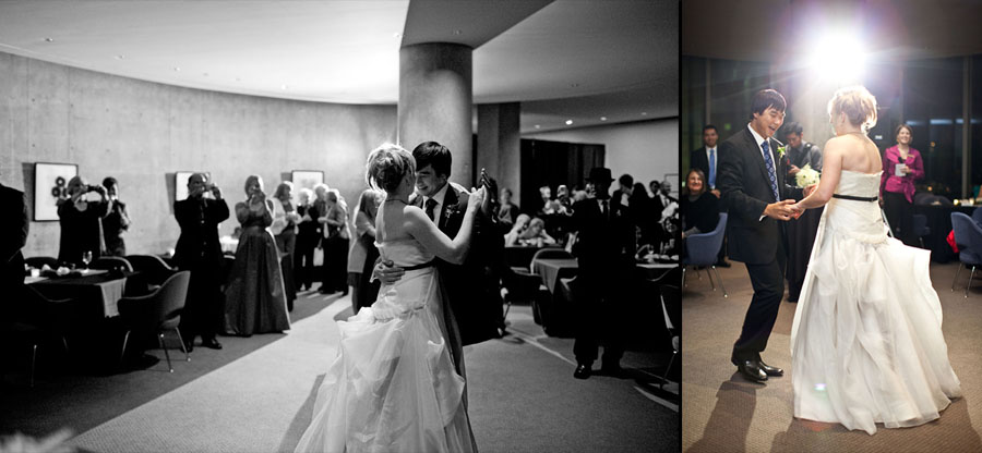 elegant modern diy wedding at the modern art museum of fort worth photographed dallas wedding photographers table4 weddings