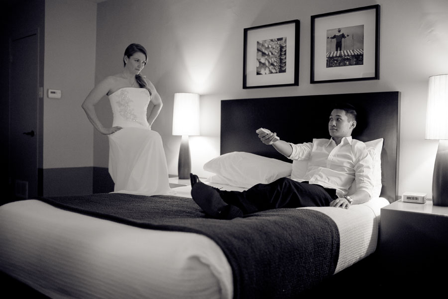 retro wedding photography at belmont hotel dallas by dallas wedding photographer table4