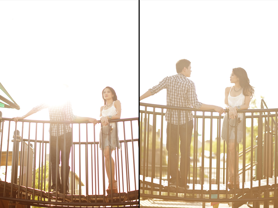 chic fun modern engagement session in austin texas by dallas wedding photographer table4