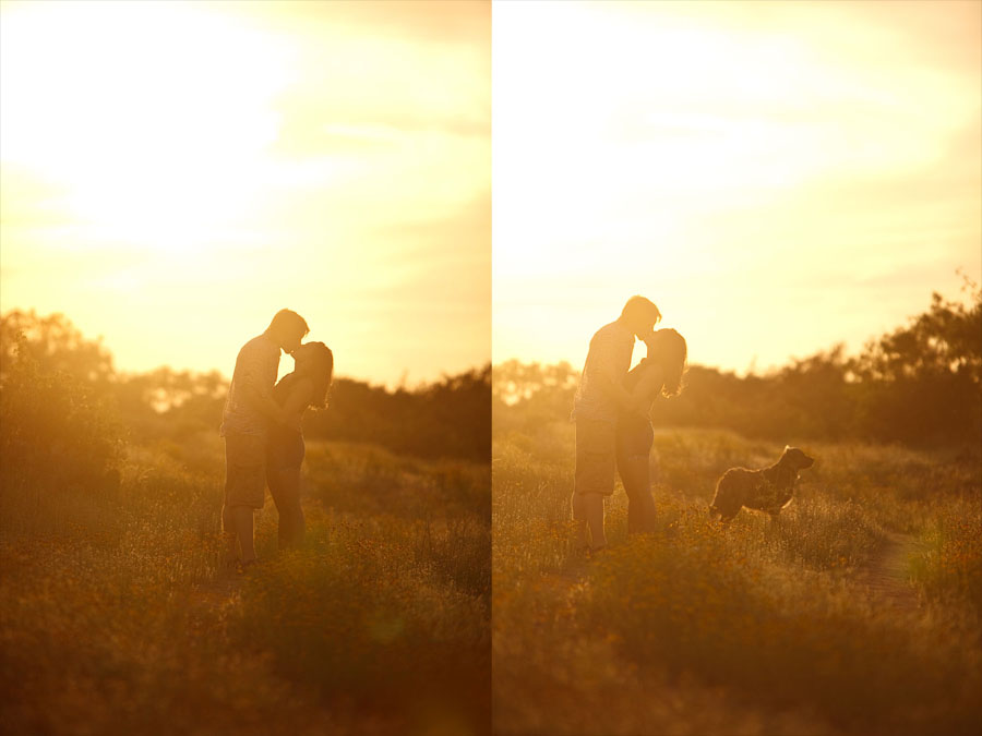 llano ranch engagement session by dallas wedding photographer table4