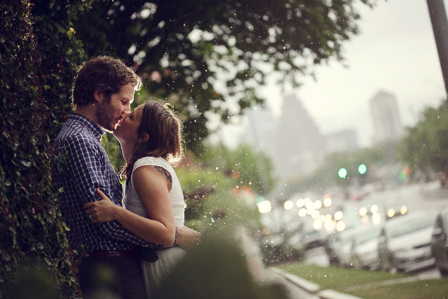 south congress engagement photography by austin wedding photographer table4