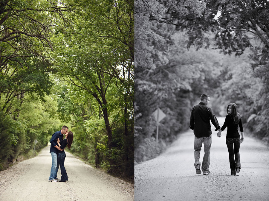 southern country charming engagement photogs by dallas photographer table4