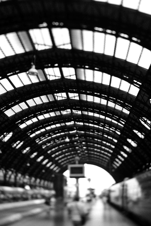 milan centrale train station