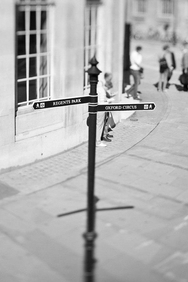 regent street, oxford circle