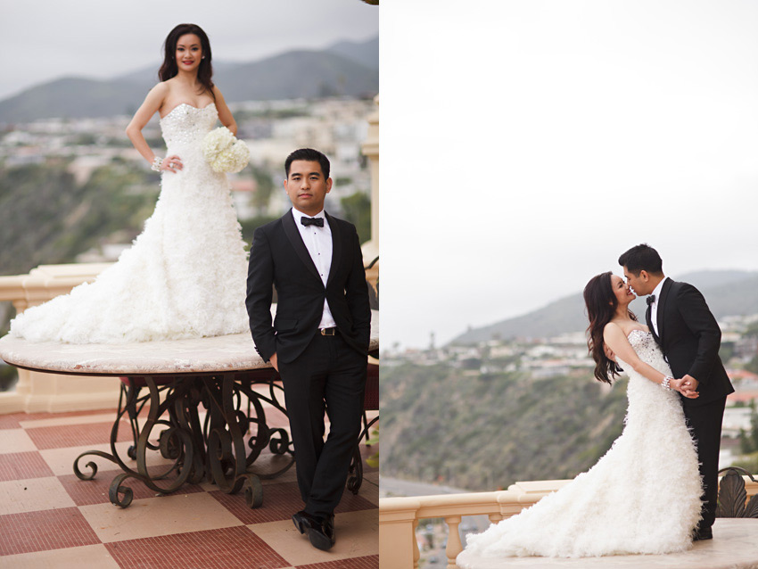 nha khan fashion wedding shoot by table4 in southern california