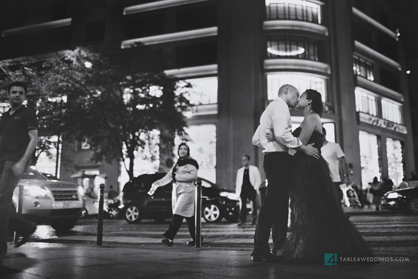 engagement photos from recently engaged couples by table4 wedding photography