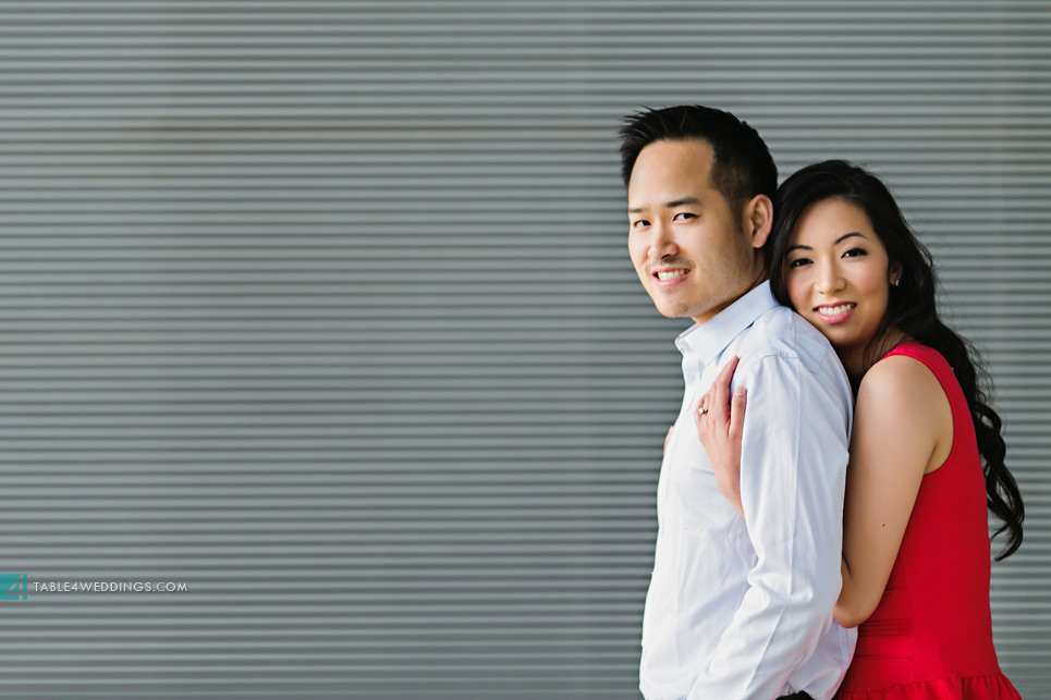 winspear opera engagement photos