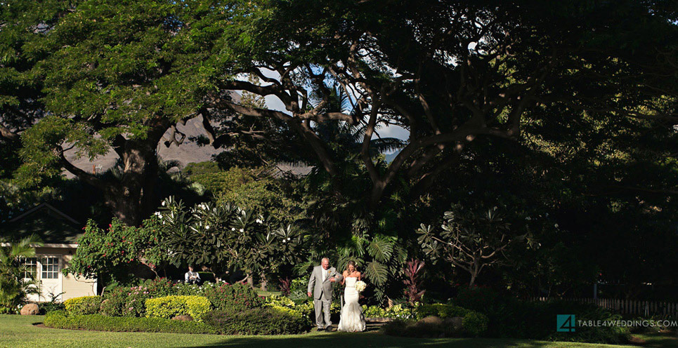 olowalu plantation house wedding, maui wedding photography, hawaii wedding photography