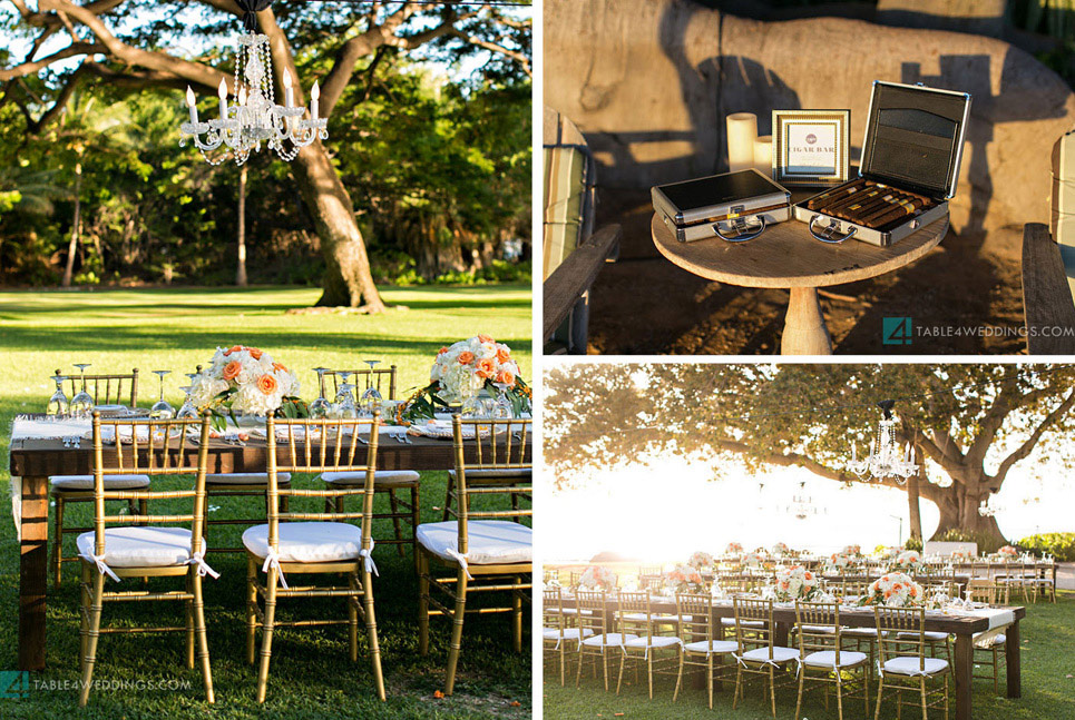 olowalu plantation house wedding reception, maui wedding photography, gro designs, hawaii wedding photography