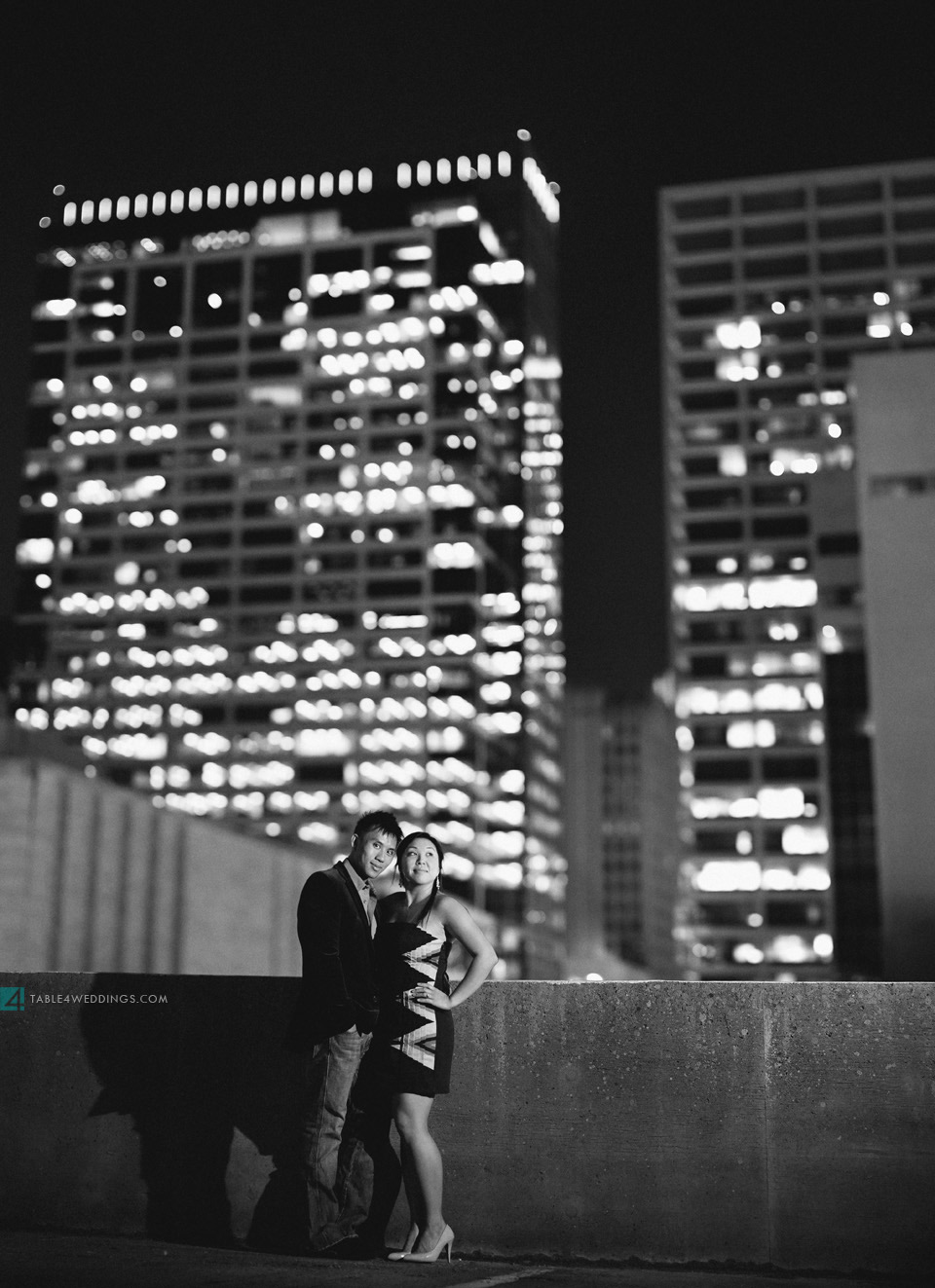houston engagement photography
