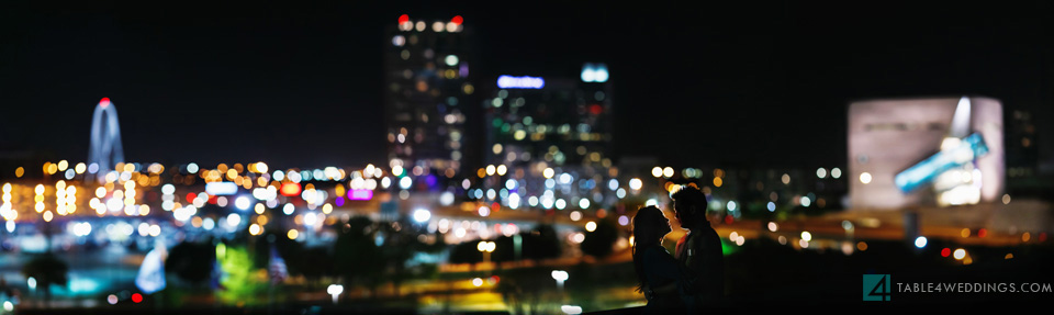 046 table4 best of 2013 engagement photos downtown dallas skyline
