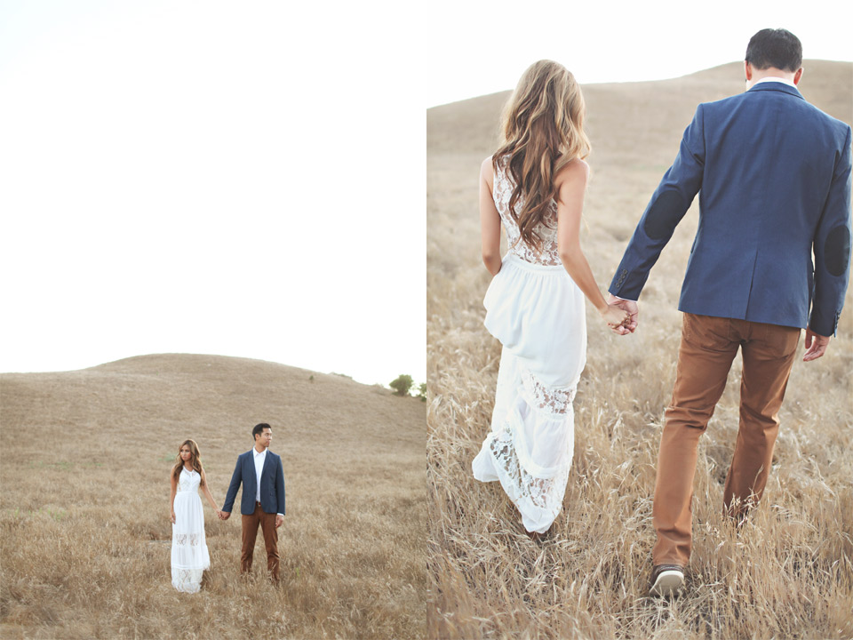 socal engagement photography
