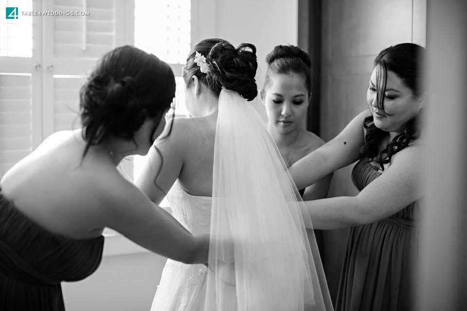 langham hotel pasadena bride