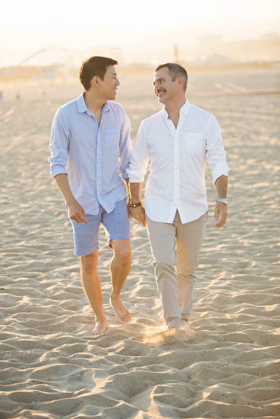 johnny-michael-santa-monica-beach-engagement-lgbt-table4-006 by Jason Huang, Table4.