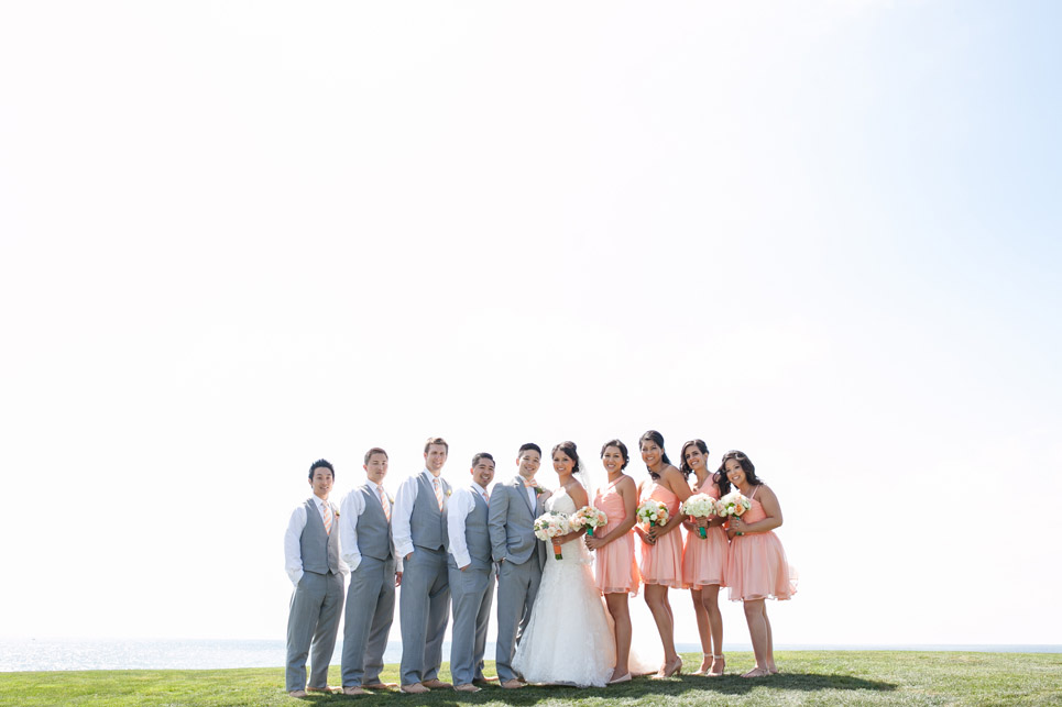 half moon bay wedding photography, san francisco wedding photos by Jason Huang, Table4.