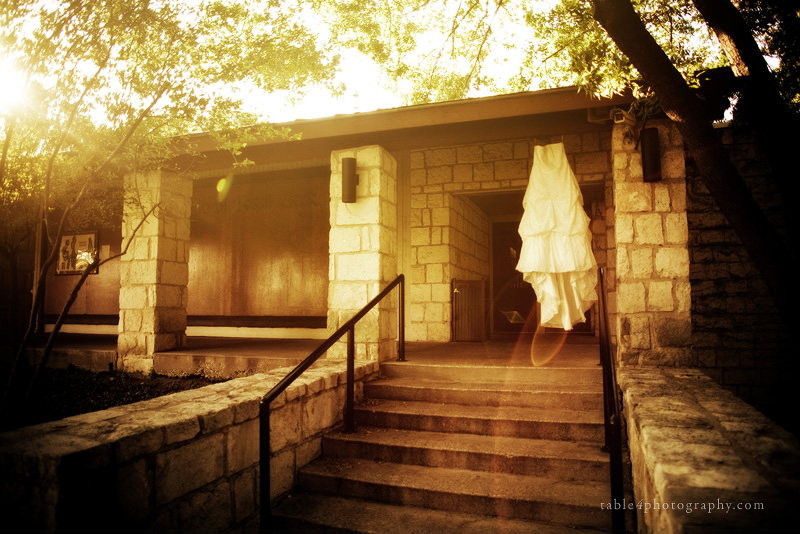 fossil creek golf club wedding picture