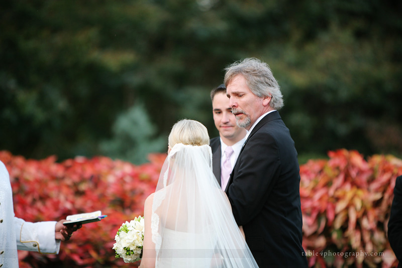 dallas arboretum wedding picture