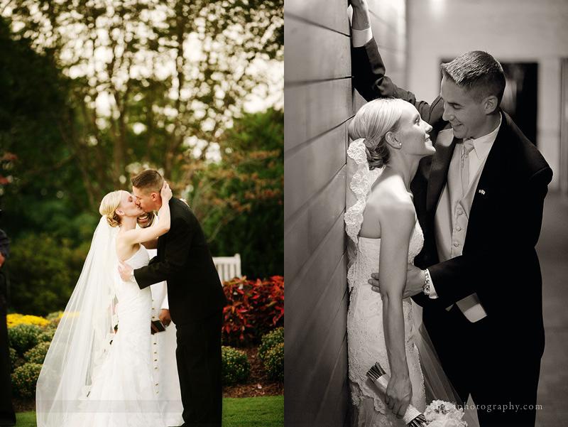 dallas arboretum wedding picture