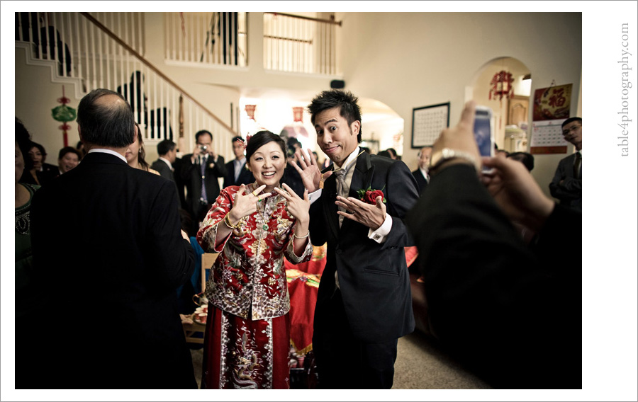 dallas, tx vietnamese tea ceremony wedding images